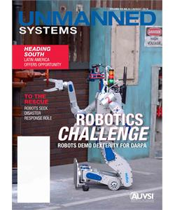 UNMANNED SYSTEMS - Volume 33 NO. 8 | AUGUST 2015