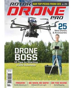 Rotor Drone – March-April 2020