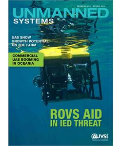 UNMANNED SYSTEMS - Volume 33 NO.10 | OCTOBER 2015