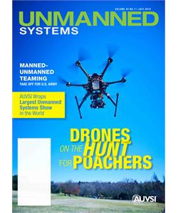 UNMANNED SYSTEMS - Volume 33 NO. 7 | JULY 2015