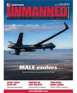 Shephard - Unmanned Vehicles - Volume 19 Number 6 - December 2014/January 2015