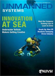UNMANNED SYSTEMS - Volume 34 NO.9 | SEPTEMBER 2016