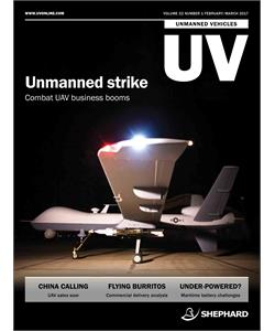 Shephard - Unmanned Vehicles - Volume 22 Number 1 - February/March 2017