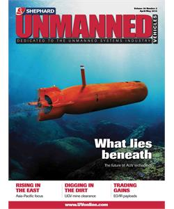 Shephard - Unmanned Vehicles - Volume 20 Number 2 - April/May 2015