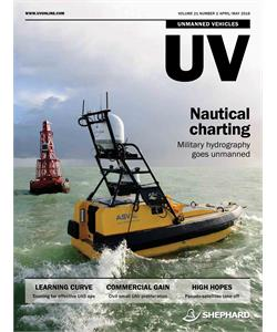 Shephard - Unmanned Vehicles - Volume 21 Number 2 - April/Nay 2016
