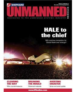Shephard - Unmanned Vehicles - Volume 20 Number 6 - December 2015/January 2016