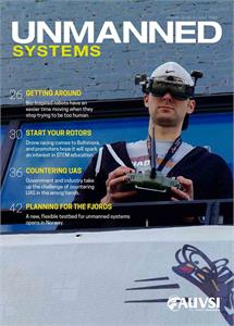 UNMANNED SYSTEMS - Volume 35 NO.6 | JUNE 2017