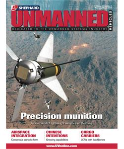 Shephard - Unmanned Vehicles - Volume 20 Number 1 - February/March 2015