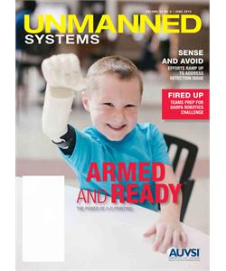 UNMANNED SYSTEMS - Volume 33 NO. 6 | JUNE 2015