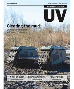 Shephard - Unmanned Vehicles - Volume 22 Number 2 - April/May 2017